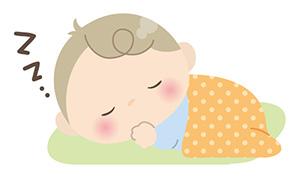 どうする?赤ちゃんの寝汗対策 〜寝汗の対応やおすすめグッズ〜